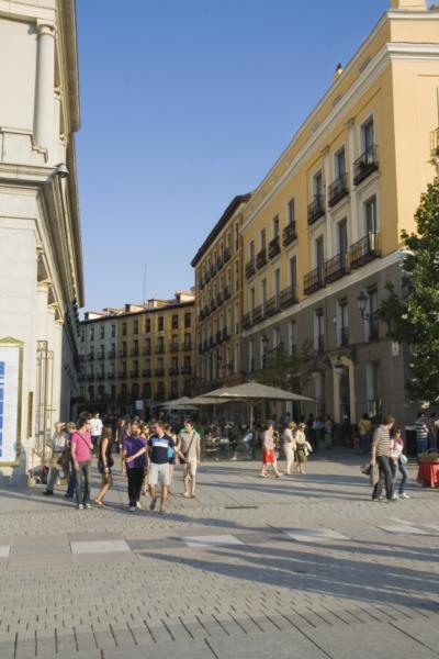 Мадрид, октябрь 2011