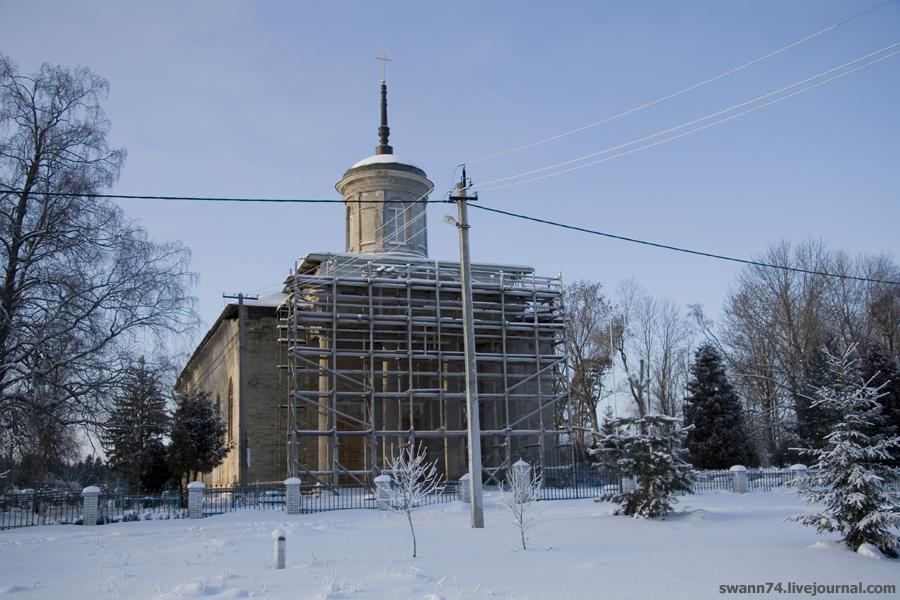 Кирха в Петрово