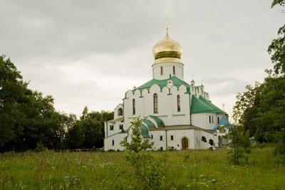 Федоровский Собор, Пушкин, июль 2011.