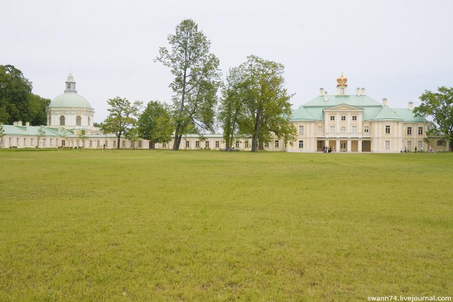 Ораниенбаум, Ломоносов