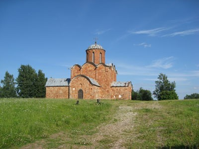 Церковь Спаса на Ковалеве.