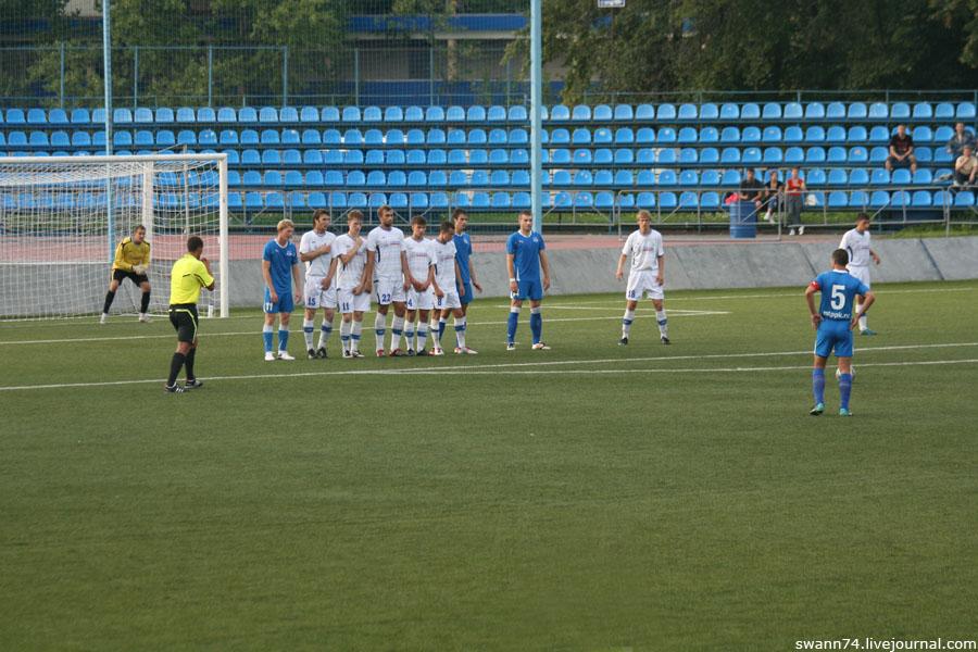 ФК Питер - Волга Тверь
