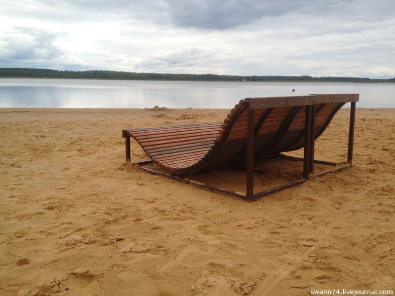 Озеро Тамула, Выру, Эстония