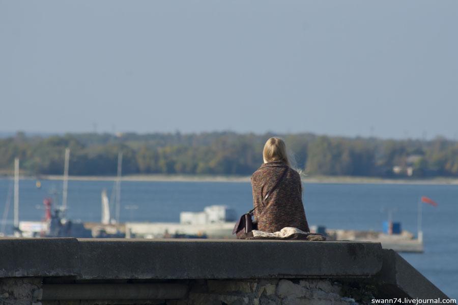 Таллин, октябрь 2012 года
