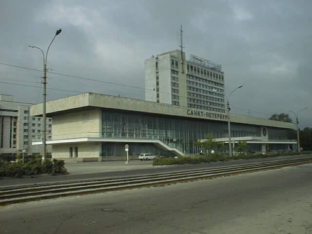 Ленинградский Речной вокзал