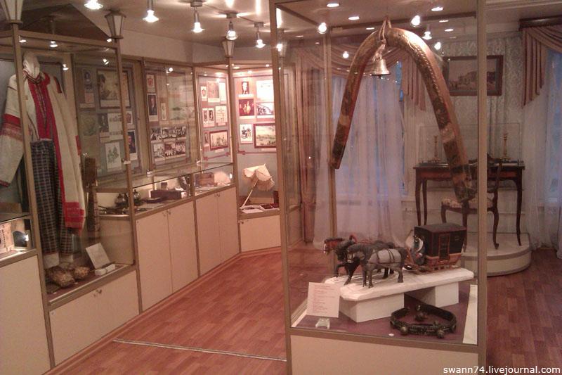 Музей Невская Застава, Петербург, октябрь 2012.
