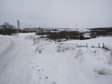 Деревня Волотово, Новгородская область.