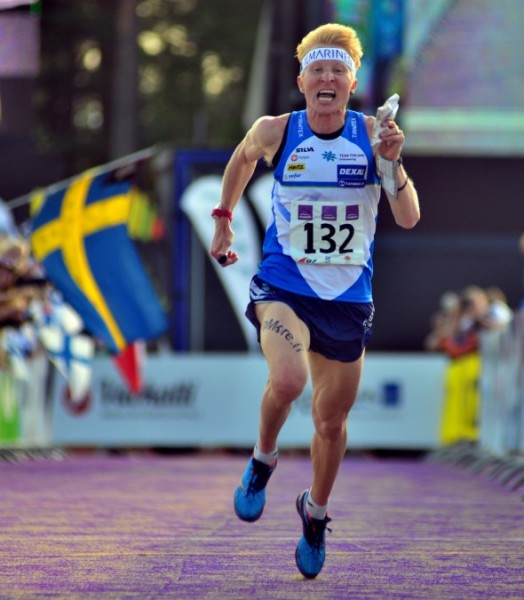 Мортен Бёстрём, Чемпионат мира по спортивному ориентированию 2013, Спринт