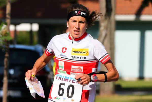 Симона Нигли, Чемпионат мира по спортивному ориентированию 2013, Спринт
