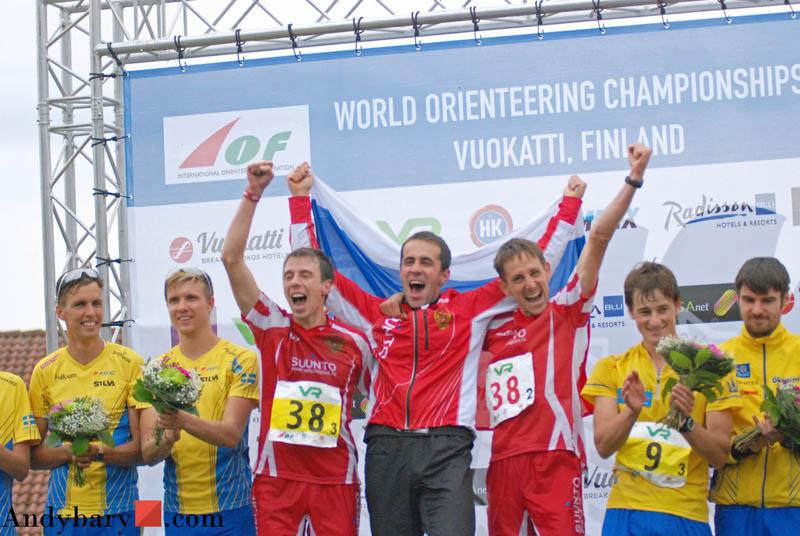 Чемпионат мира по спортивному ориентированию - 2013