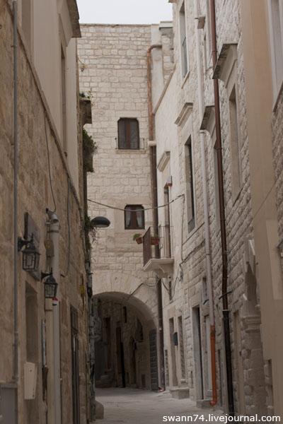 Город Мольфетта, Италия, регион Апулия