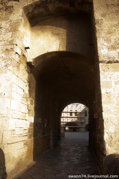 город Таранто, Италия