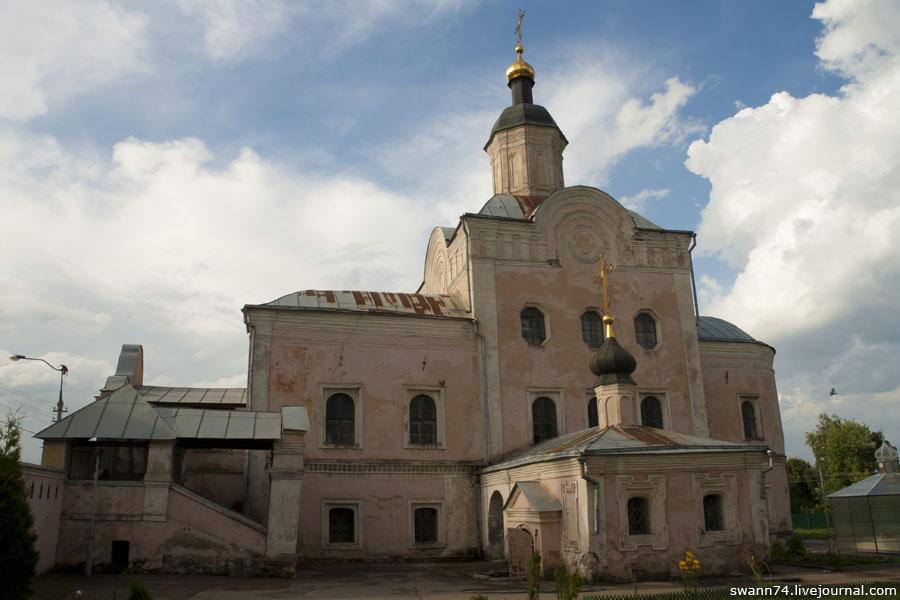 Смоленск, июль 2013 года