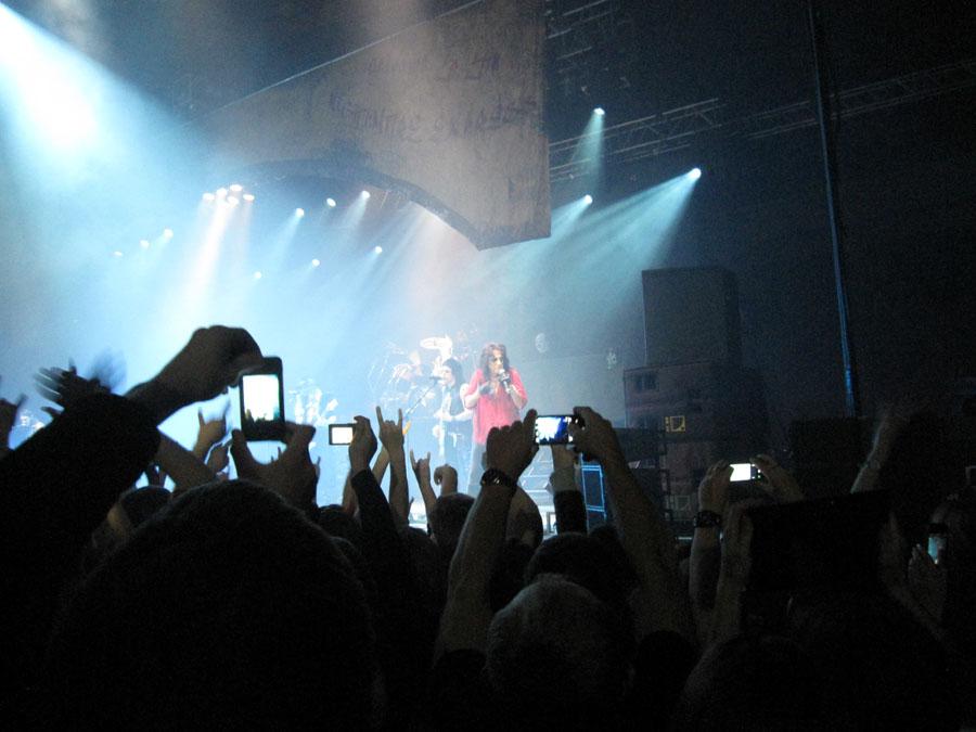 Alice Cooper в Петербурге