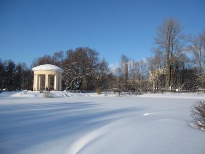 Екатерингофский парк.