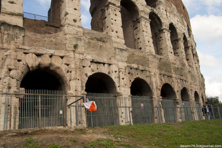 Спортивное ориентирование в Риме