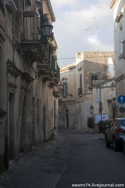 Город Лечче, Италия