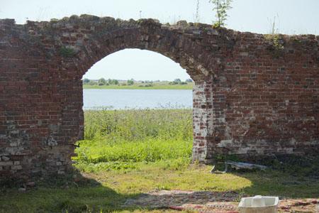 Михайло-Клопский монастырь, Новгородская область