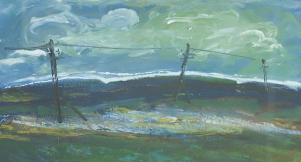 Игорь Сухов. В поле, 1998