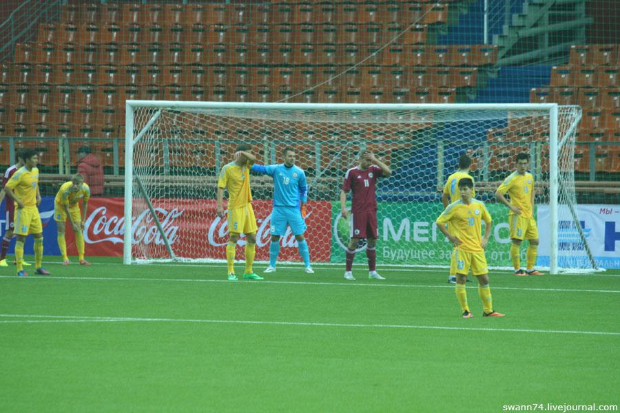 Кубок Содружества - 2014, Латвия - Казахстан