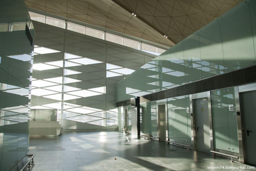 Аэропорт Пулково, новый терминал