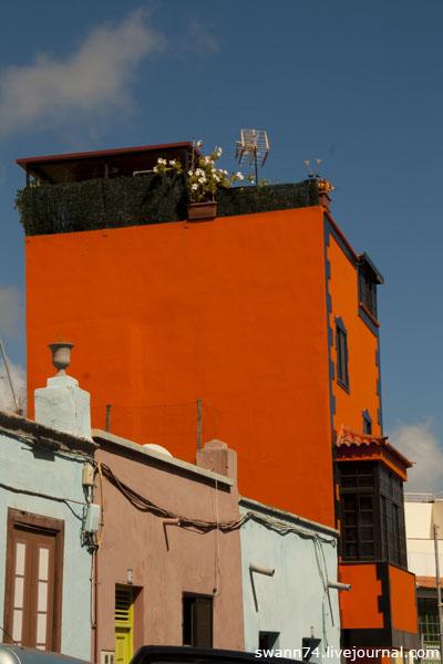 Сан Андрес,Тенерифе