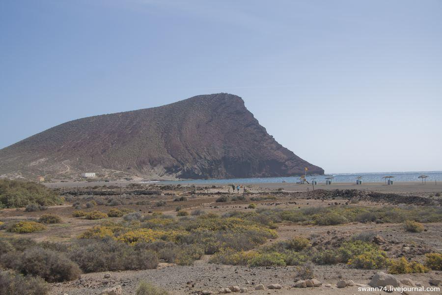 Эль Медано, Тенерифе