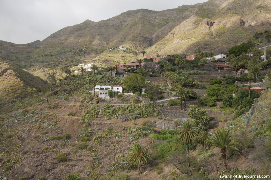 Деревня Маска, Тенерифе