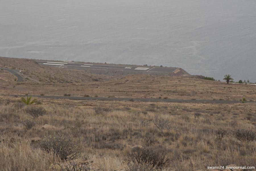 Остров Ла Гомера, Плайя де Сантьяго
