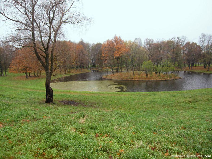 Парк Новознаменка