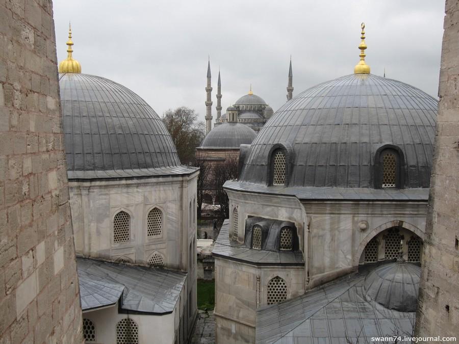 Стамбул, март 2013 года
