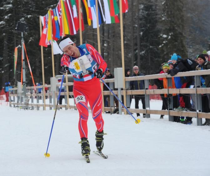 Чемпионат Европы по лыжному ориентированию - 2015, Швейцария