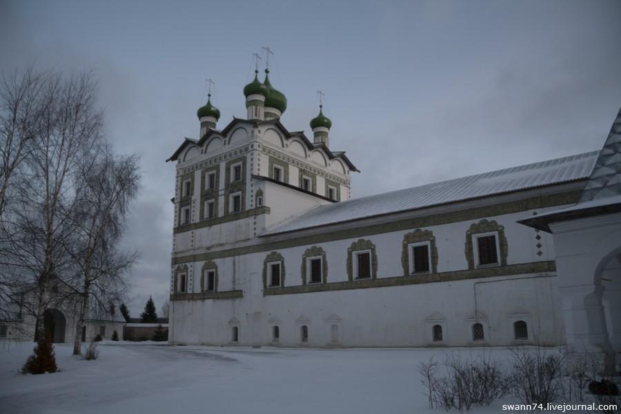 Николо-Вяжищский женский монастырь
