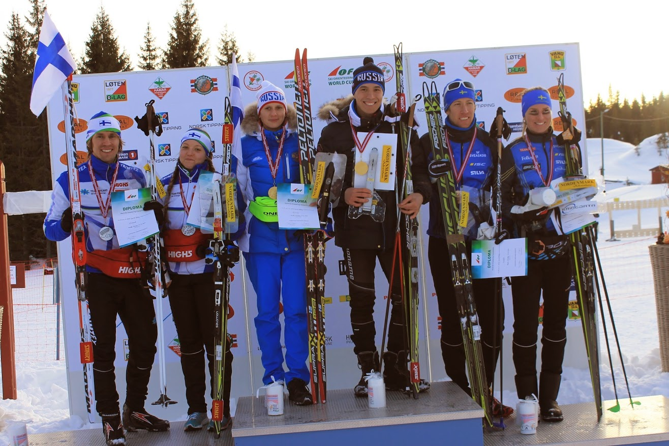 Чемпионат мира по спортивному ориентированию на лыжах 2015, Норвегия