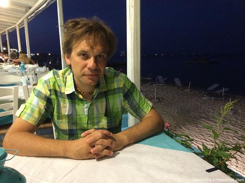 Выходные на Корфу, июль 2015 года