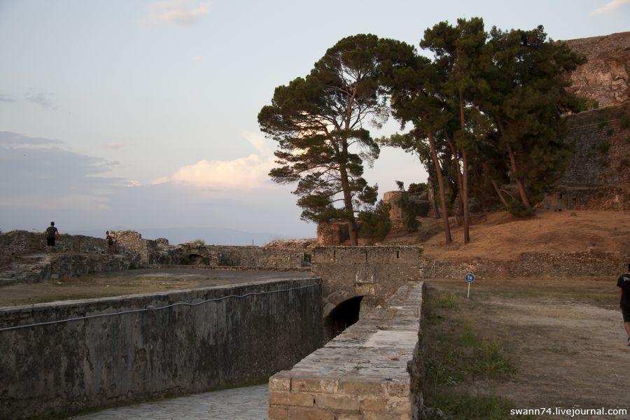 Город Корфу, Греция