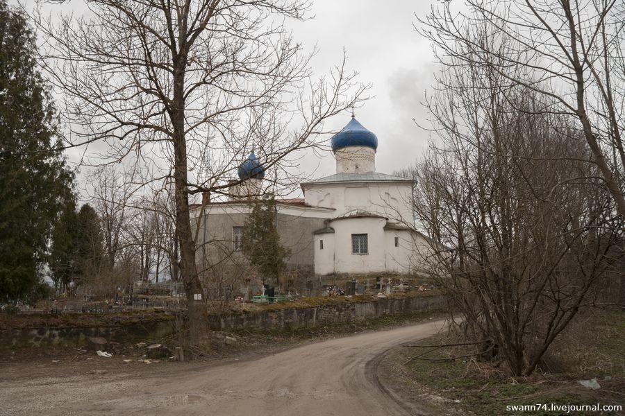 Погост Сенно, Печорский район Псковской области