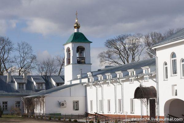 Снетогорский Монастырь, Псков
