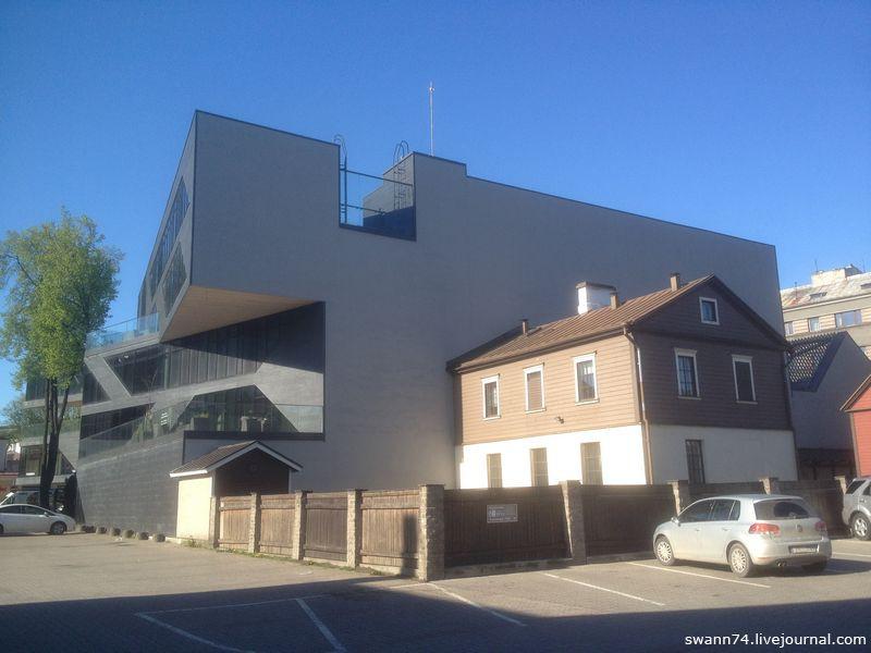 Новая таллинская архитектура