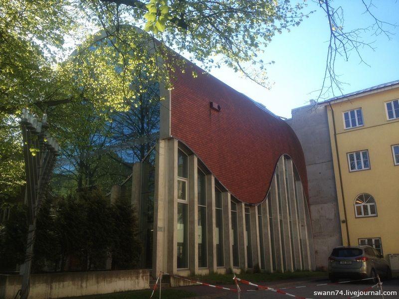 Новая архитектура города Таллина