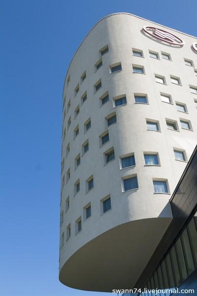 Пулково-3, гостиница Crowne Plaza