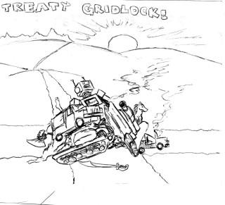Treaty Gridlock