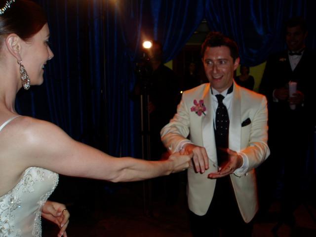 Nate & Meg Wedding