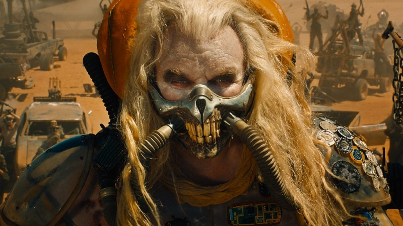 Hugh Keays-Byrne (Toecutter from 'Mad Max') as Immortan Joe