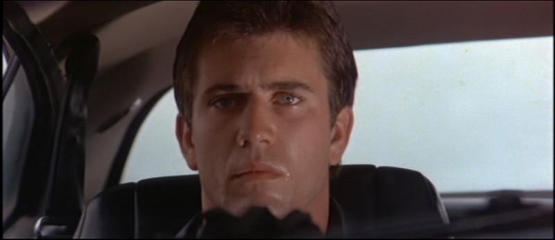 Mel Gibson as Rockatansky in 'Mad Max' (1979)