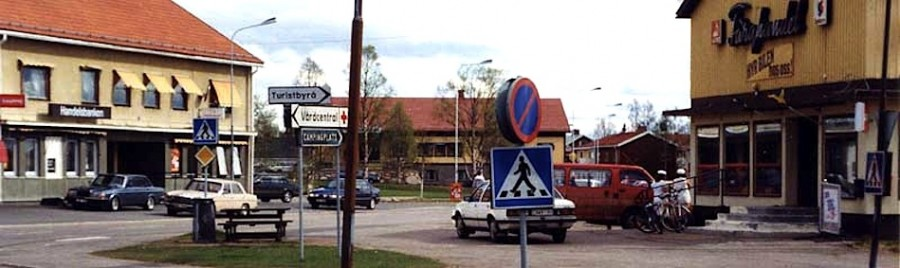 Pajala-centrum