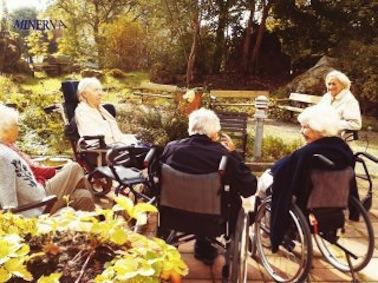 Рассказ о домах престарелых на английском в чем нуждаются дома престарелых