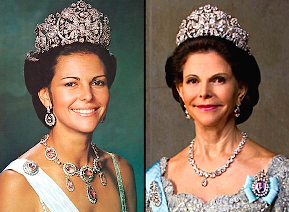 Уже 39 лет, как Silvia/Сильвия - Королева Швеции : sweden_info — LiveJournal