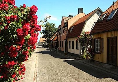 gotland-visby-street