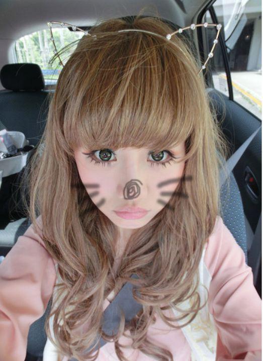 Japan One Spo Shibuya109 Girls Masuwaka Tsubasa Cute